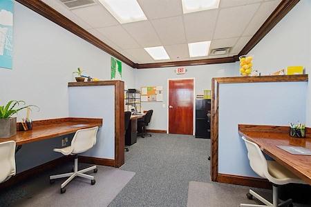 The (Co)Working Space in Woodbridge - CoWorking Hotspot Desk 9