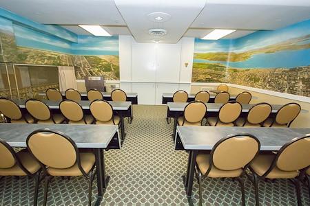 Chancellor Hotel - Clipper Ship Meeting Room