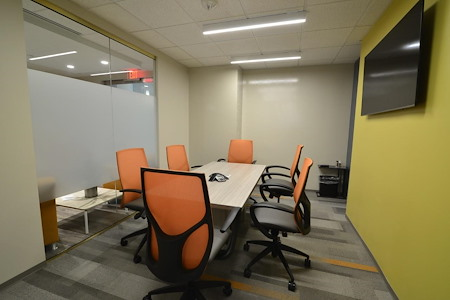 Office Evolution - Herndon - Team Room for 6