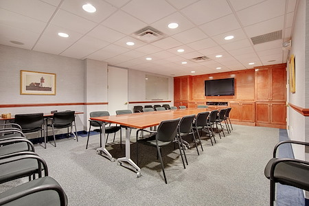 Office Suites of Darien - Training Room
