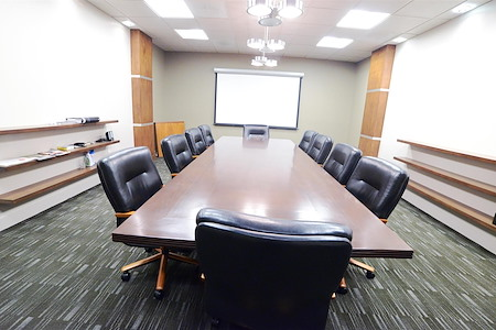 Mission 50 - NJ's Premier Coworking Space - Executive Conference Room (suite 111)