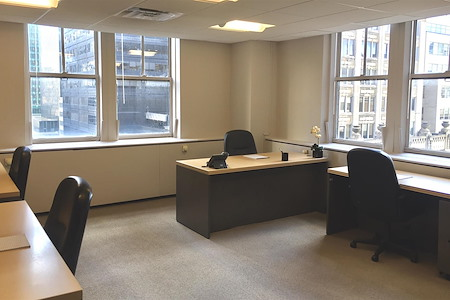 Virgo Business Centers Grand Central - Private Window Office near Grand Central