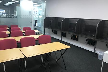 Smart Adventures - Hot Desks