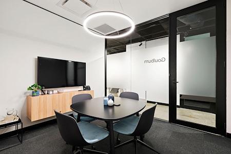 workspace365 - 607 Bourke Street, Melbourne - Goulburn 4 Person Meeting Room