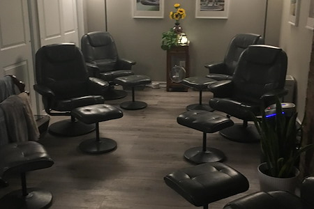 The Well Community Acupucture and Wellness - Treatment/community room