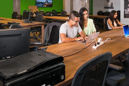MakeOffices at Bethesda - Hot Desk