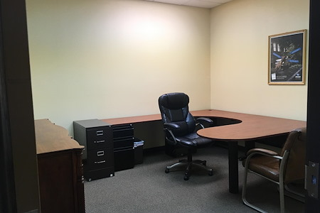laura hacker's - Private office within Insurance Agency
