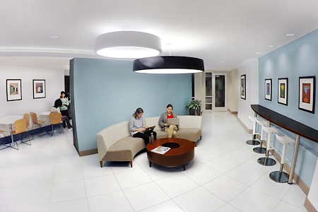 Metro Offices - Farragut - Metro Member Lounge