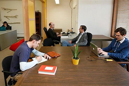 The WorkShop-Davis - Desk Space