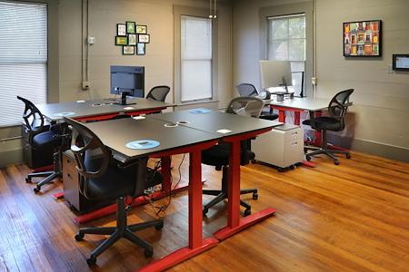 MELD Coworking - Permanent Desk