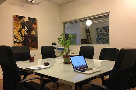 Java Studios - Conference room