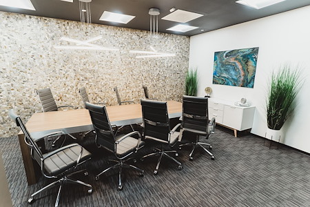WORKSUITES-Uptown Cole Ave - Conference Room 1