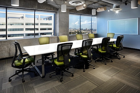 IgnitedSpaces - Large Conference Room - WEEKEND BOOKING