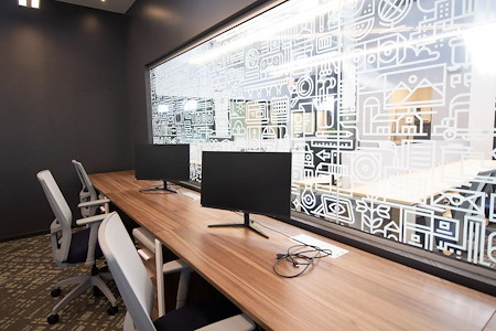 Staples Studio Danvers - Dedicated Desk