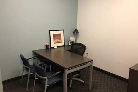 Regus | Downtown Sunnyvale - Office 204