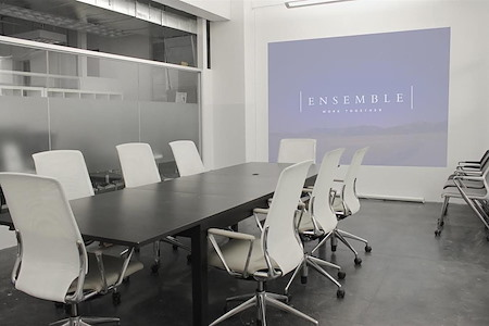 Ensemble - Coworking in Midtown Manhattan - Conference Room 1