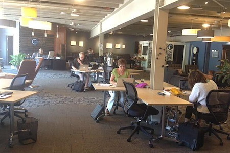 The Commons Excelsior - Coworking space
