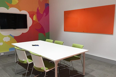 Oran Park Smart Work Hub - Tamlyn Creative Think Tank (Level 3)