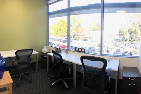 Regus | Downtown Sunnyvale - Office 214