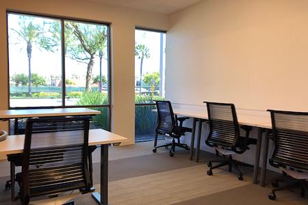 BLANKSPACES   IBASE Irvine - Windowed Medium Private Office #22
