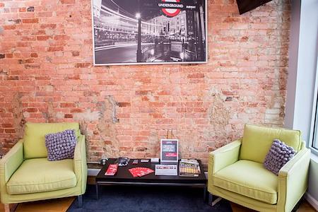 Flex Office Space - Bright office for 1-4 on trendy H St. NE!