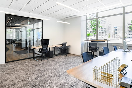 CommonGrounds Workspace | Salt Lake City - Office 201