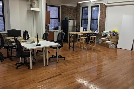 Cleanly - Flatiron - Dedicated Desk