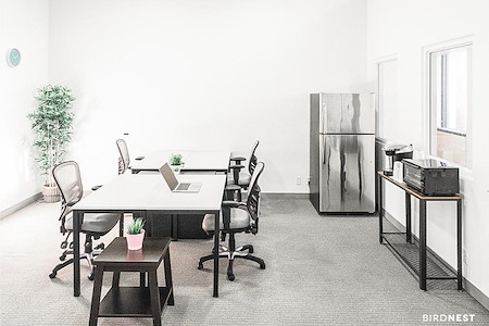 Birdnest - Spacious Private Office in SOMA