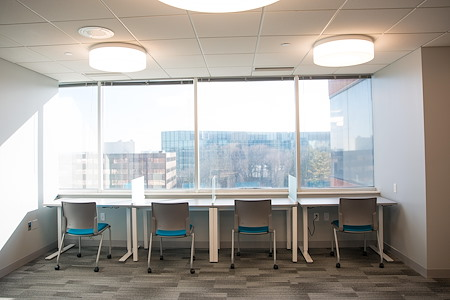 Office Evolution - Stamford - 24/7 Access Shared Workspace Membership