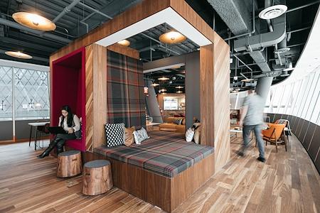 WeWork | Strawinskylaan - Private Office - 3 seats