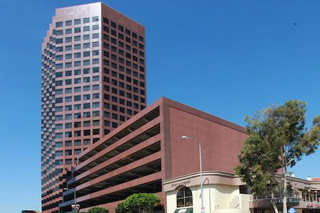(BWD) Brentwood Wilshire Landmark - Interior Office