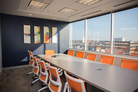 Office Evolution - Stamford - Conference Room A