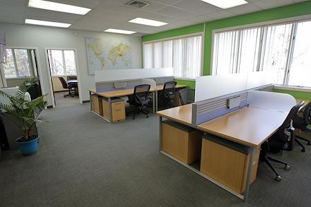 Suites 204 - 830am-8pm Access Dedicated Desks
