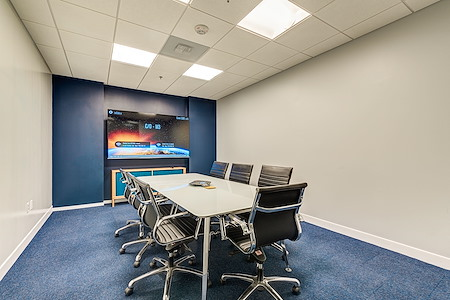 CENTRL Office - Historic Core - M3 - Small Meeting Room
