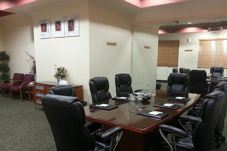 Holiday Inn - Casa Grande - Boardroom