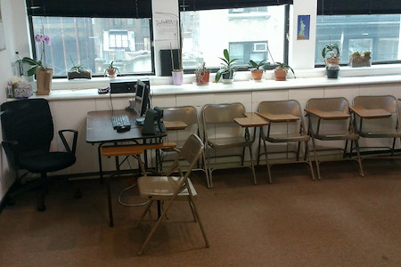 Classrooms, lecture, meeting rooms - Workshop Classroom
