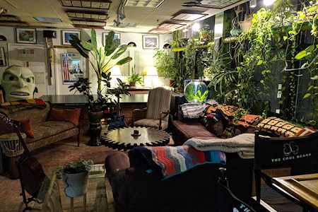 The Cool Beans Studio - Bryant Park - All-Access (Entire Cool Beans Studio)