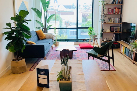 Codi - Super Charming Productive Workspace - Office 1