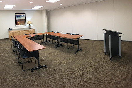 Metro Offices - Ballston - George Washington Training Room