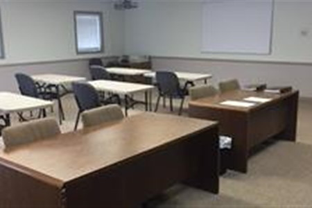 Law Resources Center - Large Seminar Room with Wifi and AV