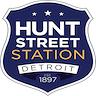 Logo of Hunt Street Station