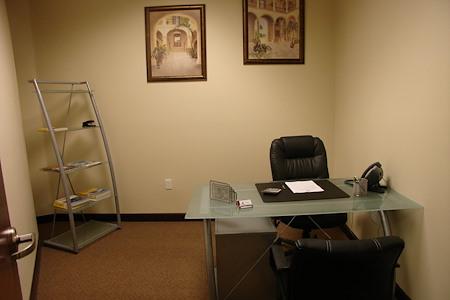 Hampton Business Center - Suite 122