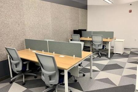 Staples Studio Needham - Dedicated Desk Membership