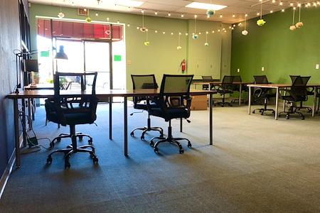 Davis Coworking, Ground Floor - Open Desk