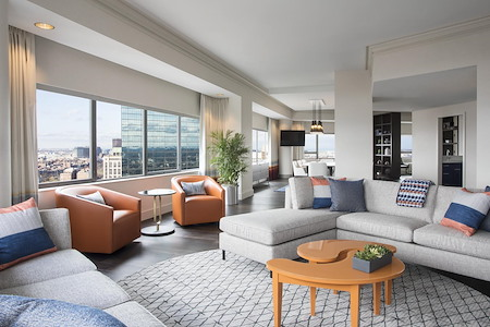 The Westin Copley Place - Presidential Suite