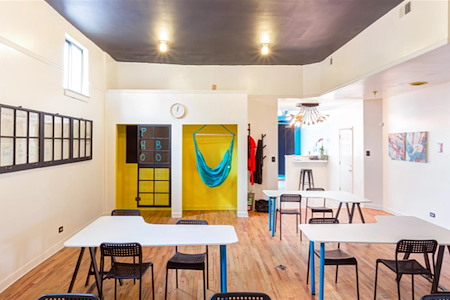 homiey - Monthly Open Work Space