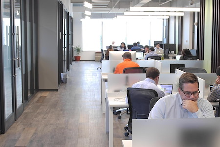 Launch Workplaces Gaithersburg - Coworking Areas