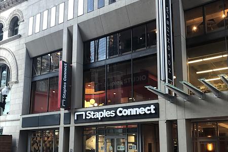 Staples Studio Boston (Government Center) - Spotlight