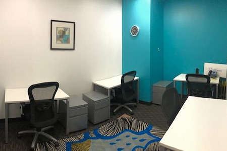 Regus | Downtown Sunnyvale - Coworking Office 201