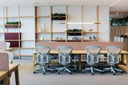 The Executive Centre - Open Desk